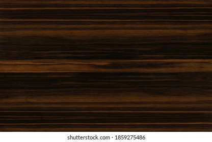 Macassar Ebony wood veneer texture