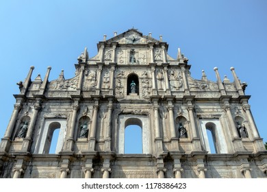 Macau, China - February 28, 2018.