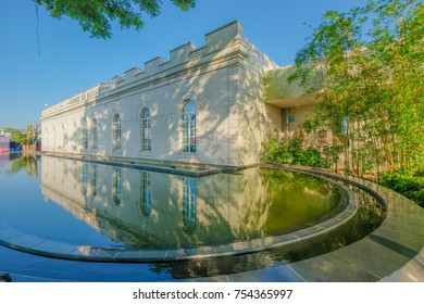 MACAU , CHINA - OCT 21 : The museum of Macau is located on the hill of the Monte Fortress , a 16th-century fort in Macau ,China on October 21 2017.