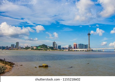 Macau city scenery