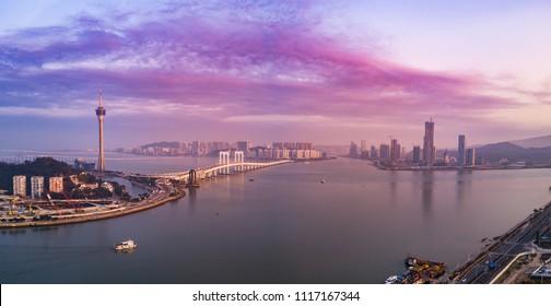 Macau Cityscape Macau Cityscape