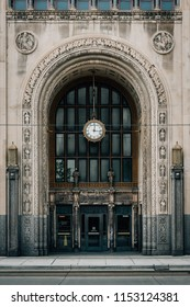 The Maccabees Building, in Detroit, Michigan
