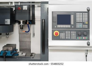 machine control panel CNC machines