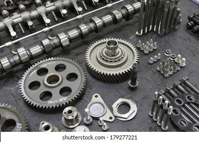 Machine engine components Engine Parts