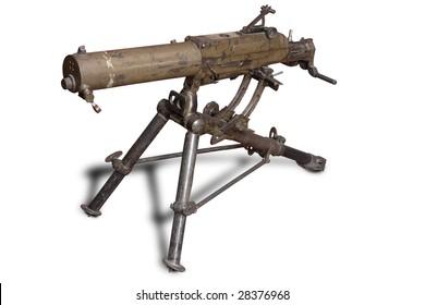 Ww1 Machine Guns Images, Stock Photos & Vectors | Shutterstock