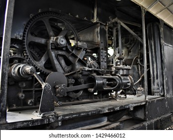 machinery, train, track, brazilian history, retro, vintage, Brazil