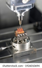 machining precision part by CNC machining center, High accuracy mold and die manufacturing by CNC high speed cutting machine