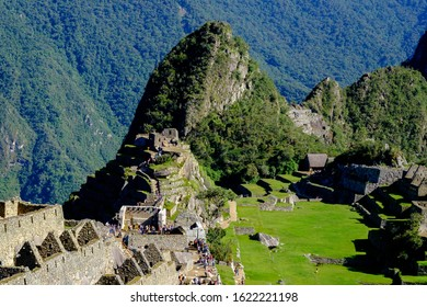 Machu Picchu the Inca Wonder