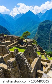 Machu Picchu the lost city of the Incas