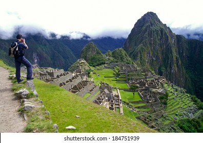 Machu Picchu - the lost city of the Incas, Peru