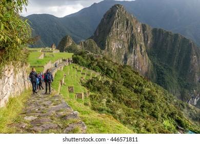 Machu Picchu, New 7 Wonder of the Word, Cusco, Peru