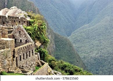 Machu Picchu in the Region of Cusco, Peru!