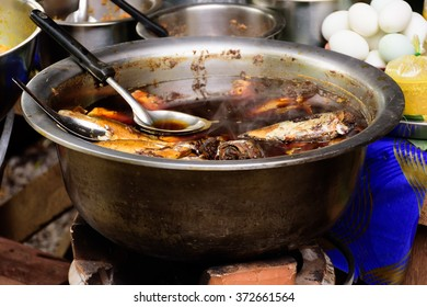 mackerel fish boiled sweets