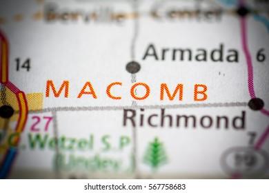 Macomb. Michigan. USA
