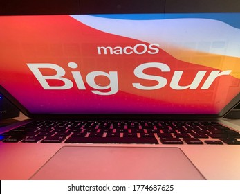 macOS Big Sur is the next major release of macOS, Apple's desktop operating system for Macintosh computers.New York, USA. Saturday July 11, 2020