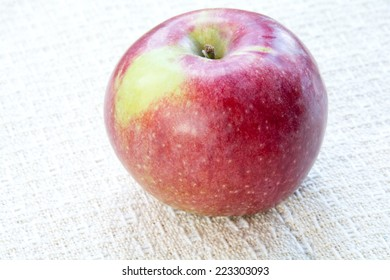 The macoun apple is a popular heirloom apple.