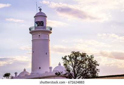 Macquarie Lighthouse in Sydney Australia