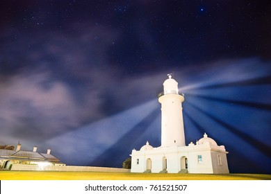 Macquarie Lighthouse Watson Bay