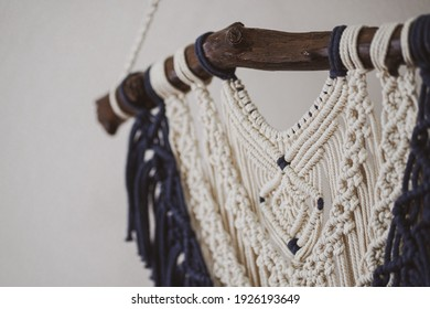 Macrame wall hanging, Tapestry for Boho Home Decor