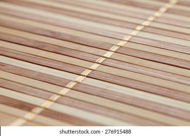 Macro of bamboo background