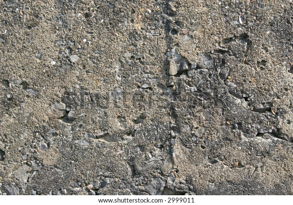 Macro concrete texture for use as a design background