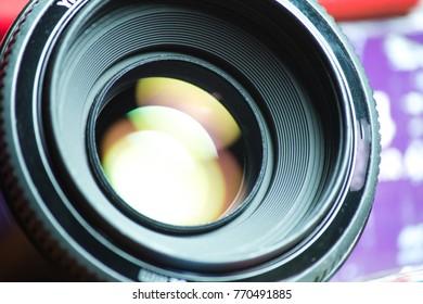 Macro lens Photos