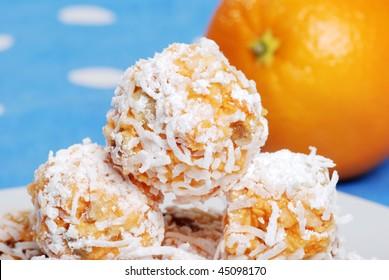 Walnut Snowball Cookies Images Stock Photos Vectors Shutterstock
