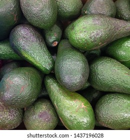 Macro Photo food fruit avocado. Texture of juicy green tropical vegetables avocado.