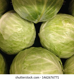 Macro Photo food vegetable cabbage. Texture background  vegetable white headed cabbage. Image of vegetable green fresh cabbage