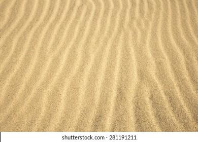 Macro Photo Of Sand Texture.