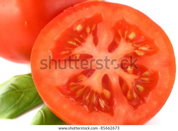 Macro - Tomato