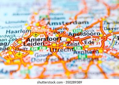 Apeldoorn Map Images Stock Photos Vectors Shutterstock
