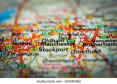high detailed road map europe Stock Photos, Images & Photography ...