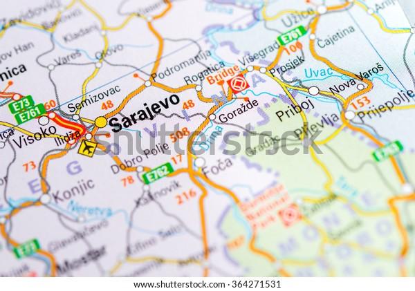 Macro View Sarajevo Bosnia Herzegovina On Stock Photo (Edit ... on amsterdam netherlands map, pristina kosovo map, surviving the killshot map, vladivostok russia map, bosnia and herzegovina map, slovenia bosnia map, damascus syria map, bosnia location on map, livno bosnia map, bratislava slovakia map, syrian land use map, blagaj bosnia map, ww1 map, zurich switzerland map, europe bosnia map, stockholm bosnia map, lukavac bosnia map, tirana albania map, bosnia genocide map, bosnia on world map,