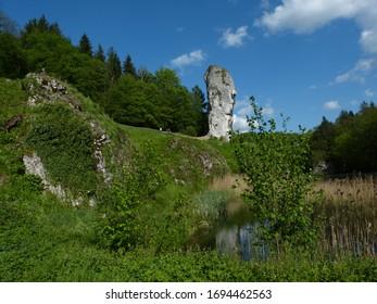 Maczuga Herkulesa, Pieskowa Skała, Sułoszowa, Ojców National Park - Shutterstock ID 1694462563