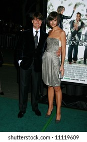 Mad Money Premiere held at Mann Village Theater, Los Angeles Tom Cruise, Katie Holmes