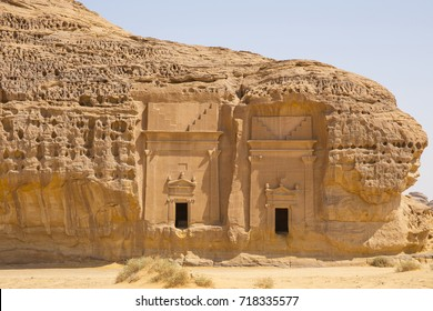 Mada'in Saleh, Al Ula, KSA