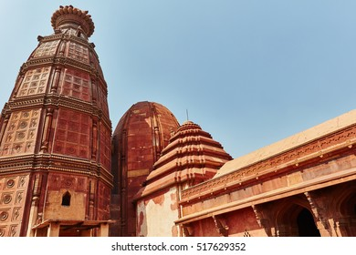Madana Mohana temple in Vrindavan