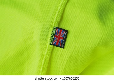 Made in England patch