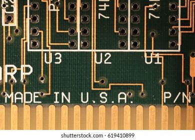 Imágenes, fotos de stock y vectores sobre United States Circuit