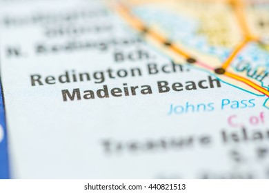 Madeira Beach. Florida. USA