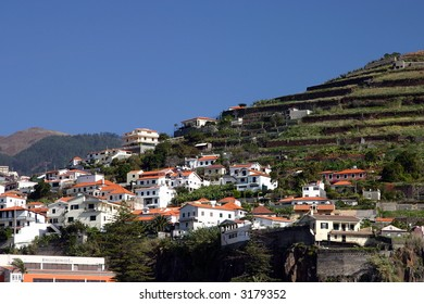 Madeira, fisherman village not far from Funchal