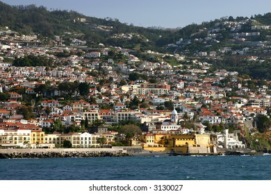 Madeira, Funchal overview