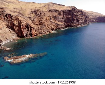 madeira island landscape ocean view