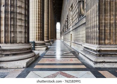 Madeleine Church, Paris France