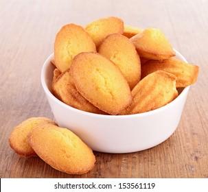 madeleine cookie