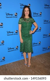 Madeleine Stowe at the Disney/ABC Summer 2013 TCA Press Tour, Beverly Hilton, Beverly Hills, CA 08-04-13