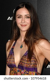 "Madeline Zima  at Gen Art's ""Capture The Night"" Launch Of The New Acura TSX. Republic, Los Angeles, CA. 06-05-08"