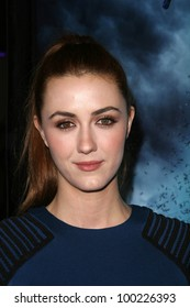 "Madeline Zima at the ""Skyline"" Los Angeles Premiere, Regal Cinemas, Los Angeles, CA. 11-09-10"