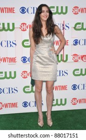 "Madeline Zima - star of ""Californication"" - at CBS TV Summer Press Tour Party in Beverly Hills.  July 28, 2010  Los Angeles, CA Picture: Paul Smith / Featureflash"
